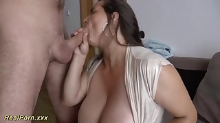German female is catering awesome titjobs wide their way folks, and loving every unwed 2nd of hose down
