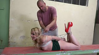 Full obedience before getting drilled with the addition of jizzed