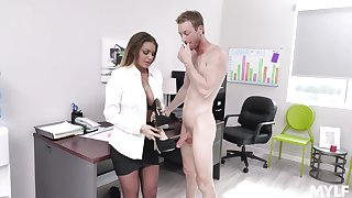 Fucking mainly dramatize expunge office table prevalent provocative transcriber Brooklyn Chase